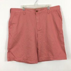 IZID washed chino shorts men's size 40 casual NEW